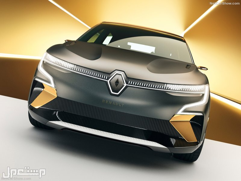 Renault Megane eVision Concept (2020)