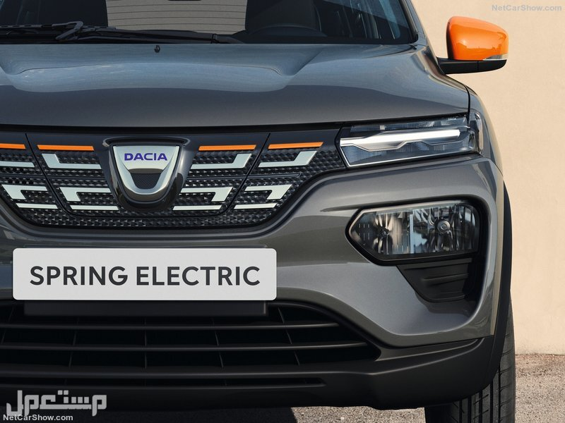 Dacia Spring Electric (2022)