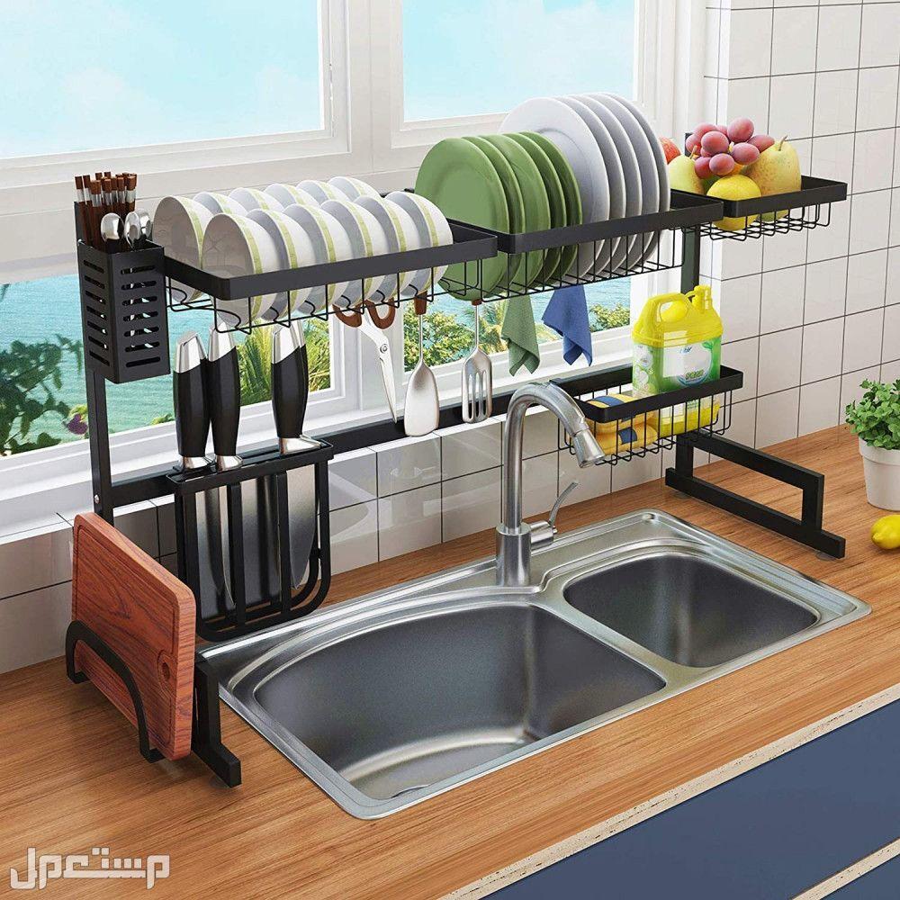 رف تجفيف و منظم للمطبخ بجودة عالية للبيع