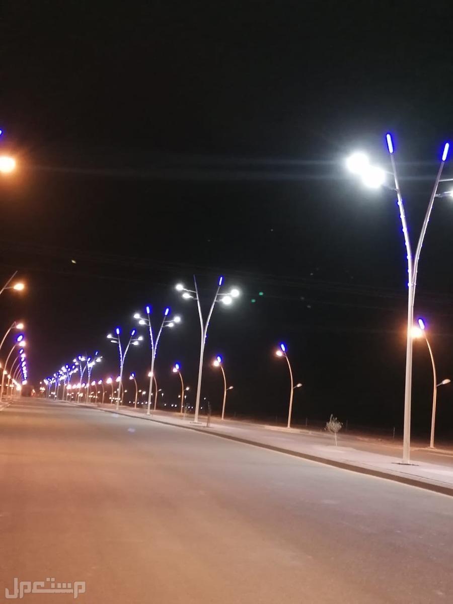 مؤسسة انارة واعمدة شوارع وكهرباء