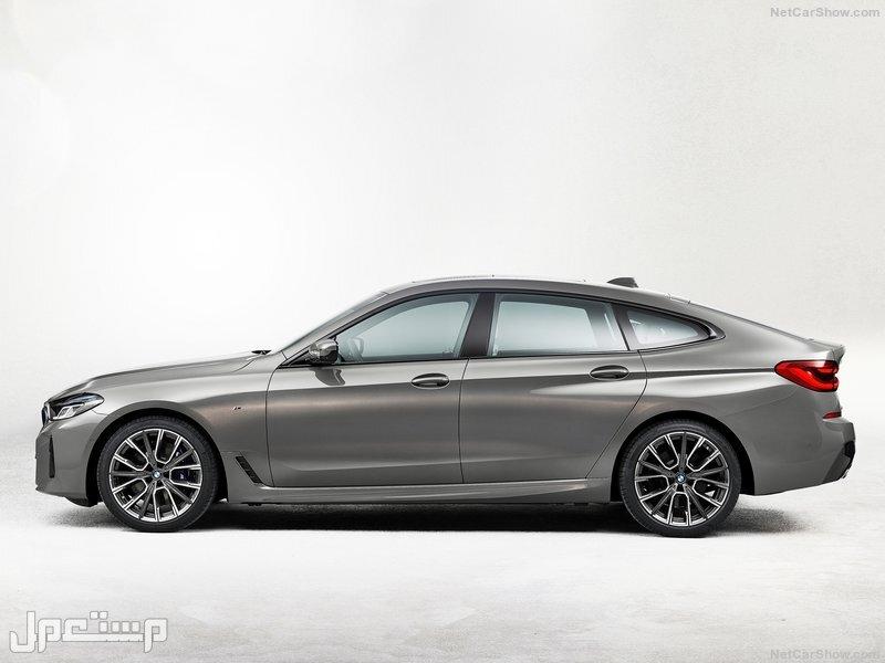 BMW 6-Series Gran Turismo (2021)