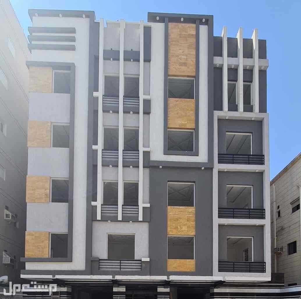 شقه 6 غرف مخطط عياده حي الصفا