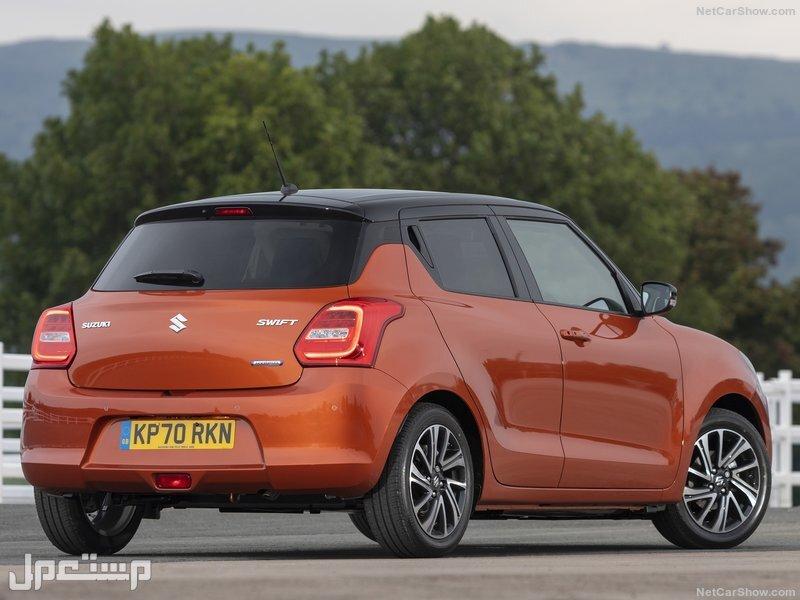 Suzuki Swift [UK] (2021)