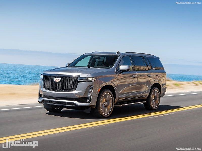 Cadillac Escalade (2021)
