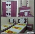 غرف نوم جديده بأسعار مخفضة