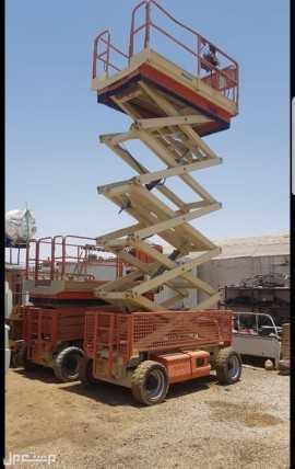 caeser lift and manlift for rents جميع الارتفاعات