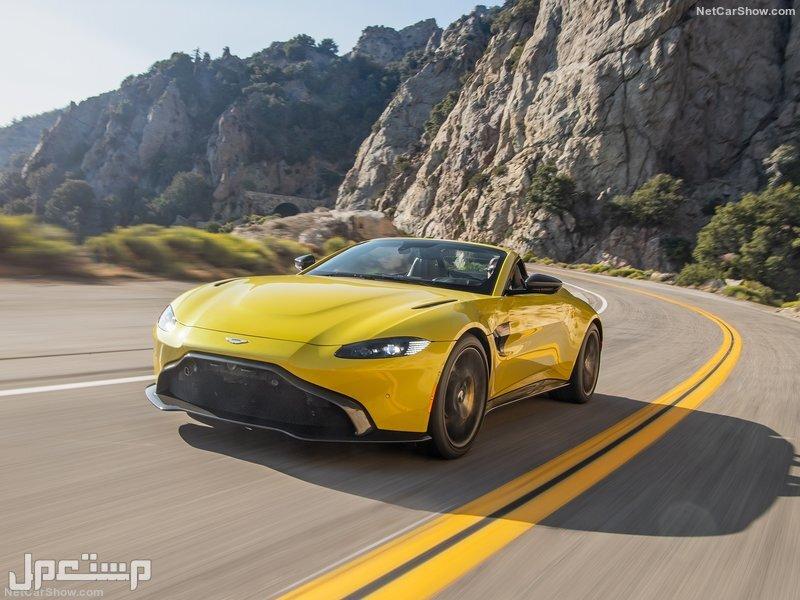 Aston Martin Vantage Roadster (2021)