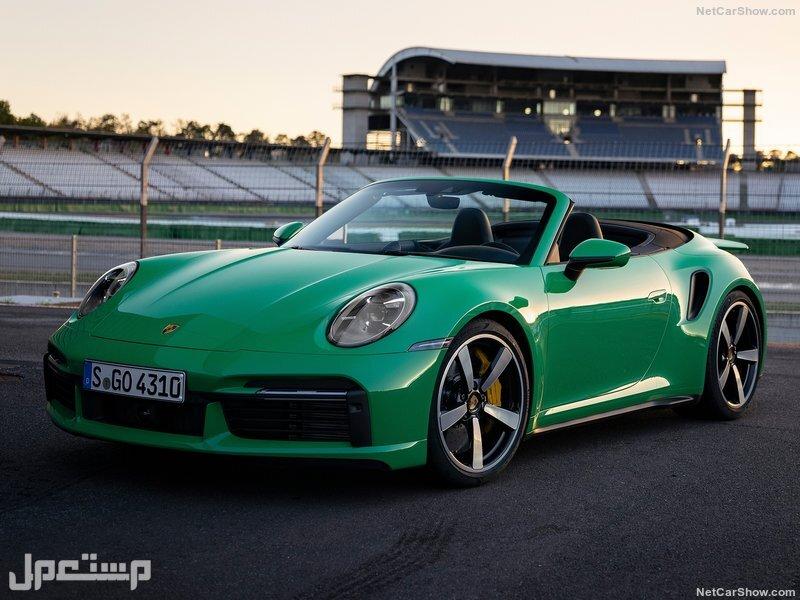 Porsche 911 Turbo Cabriolet (2021)