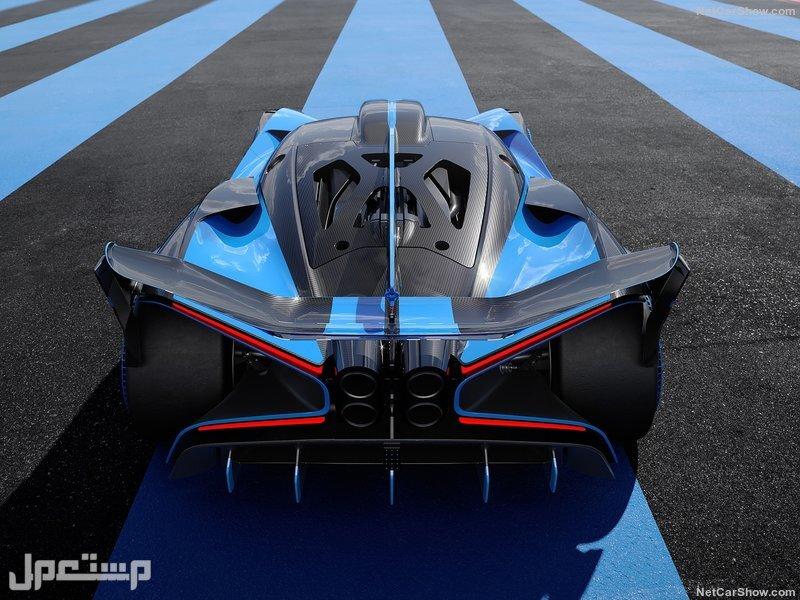 Bugatti Bolide Concept (2020)