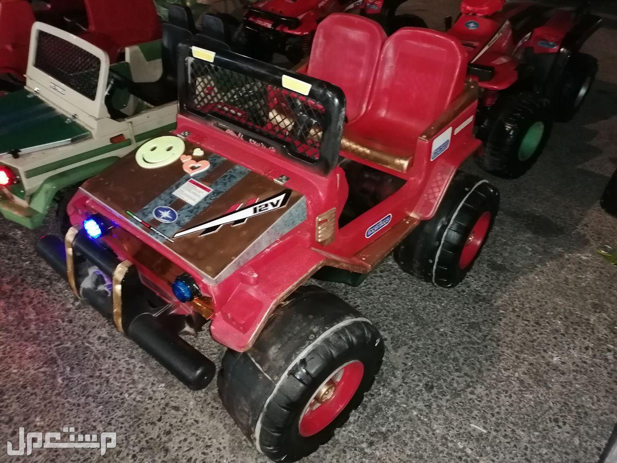 مشروع متكامل للبيع ( دينا نيسان + ألعاب سيارات كهربائية