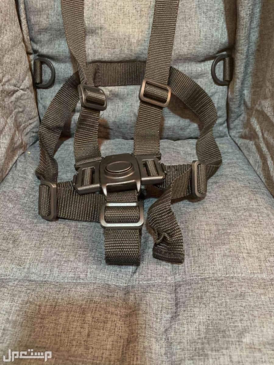 عربية اطفال تؤام حزام امان للاطفال