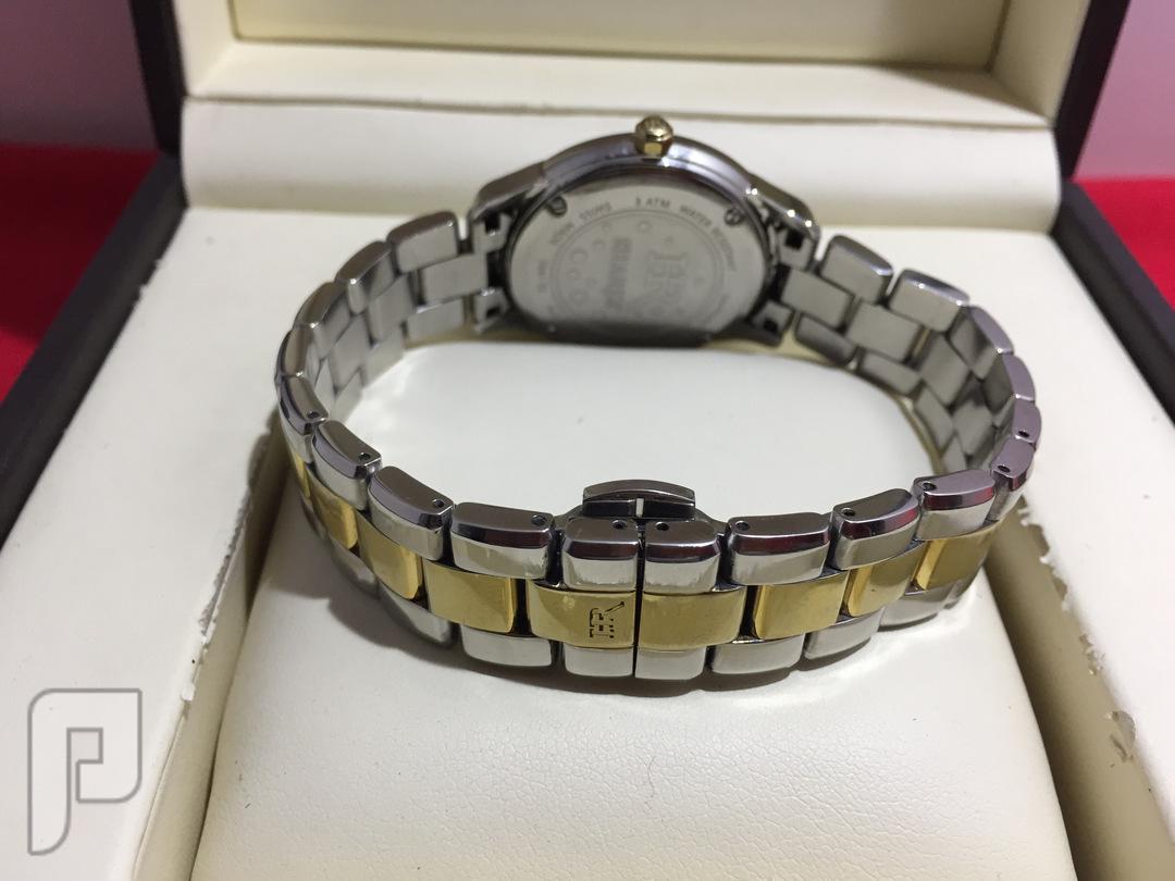 ساعة شارلي الماس SHARLY   نسائية  سويسرية اصلية