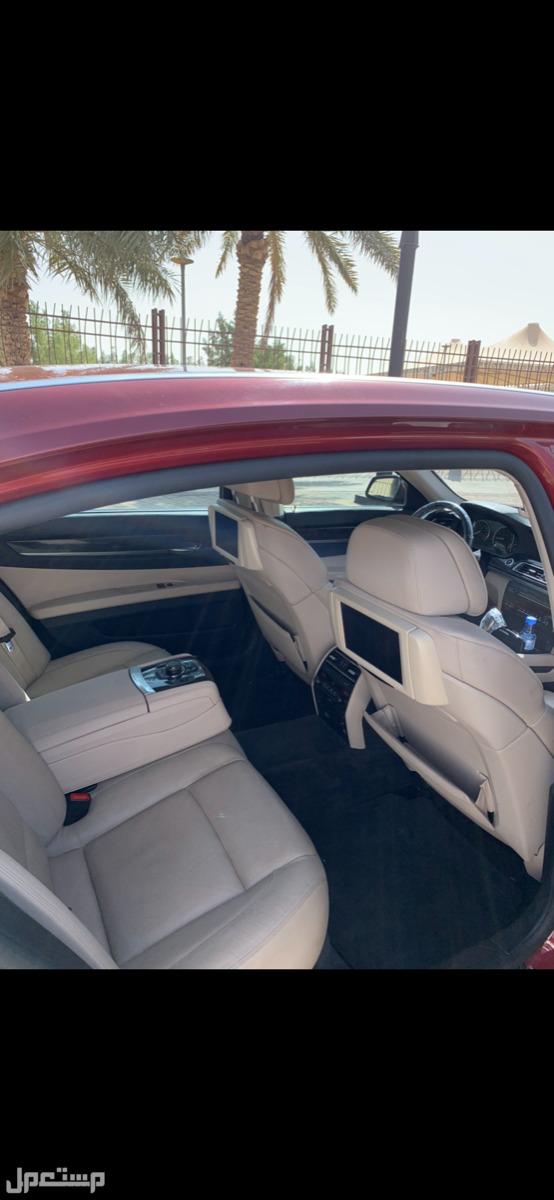 للبيع BMW 740 Li فل كامل