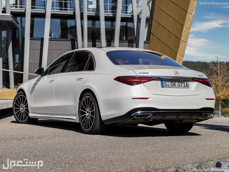 Mercedes-Benz S500 (2021)