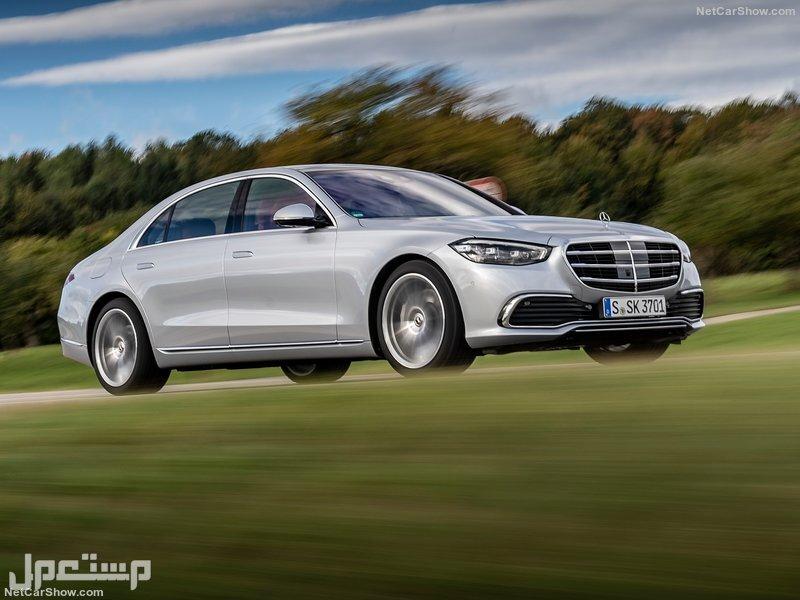 Mercedes-Benz S400d (2021)