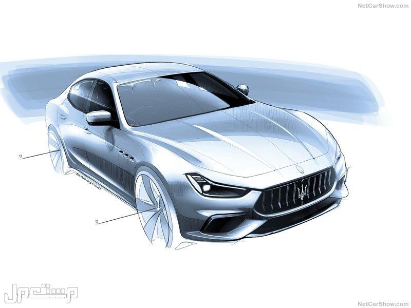 Maserati Ghibli Hybrid (2021)