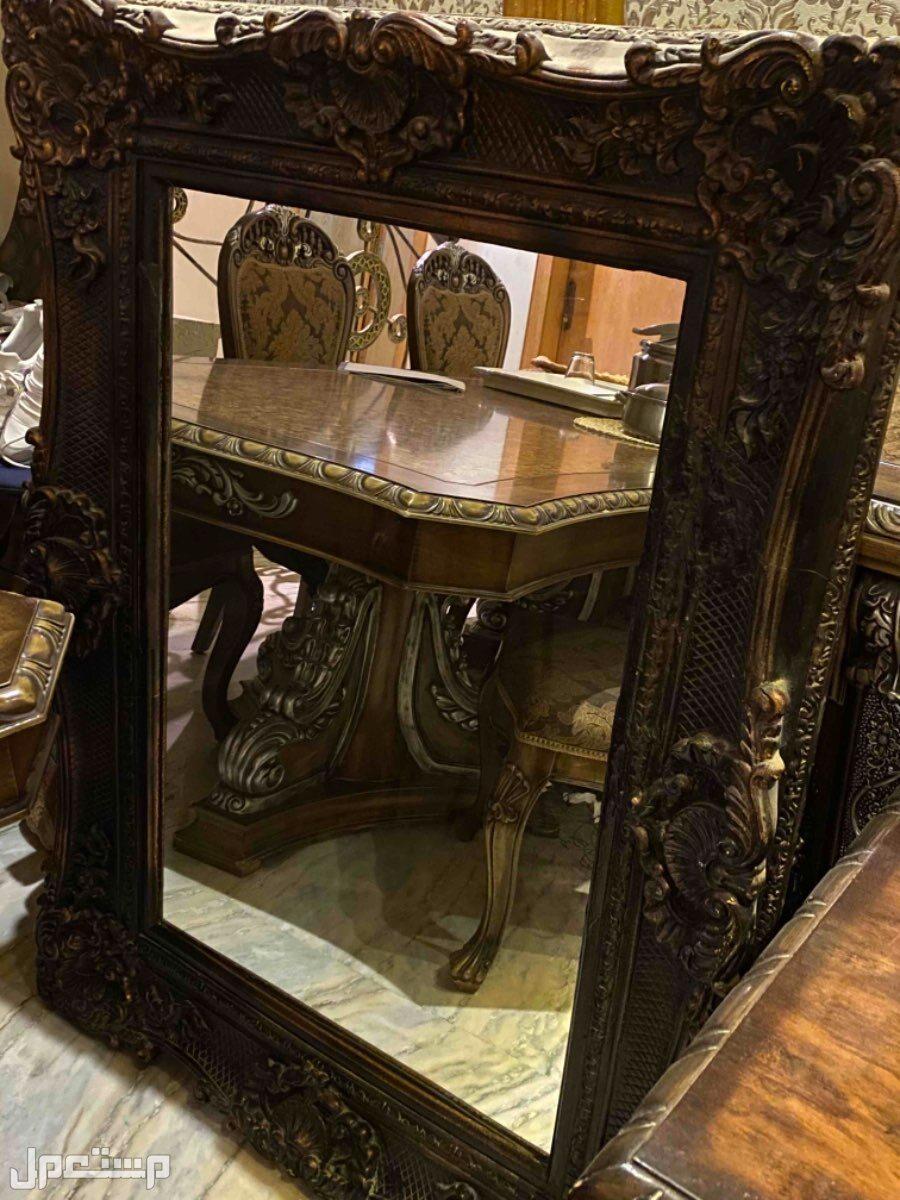 طاولة ومراية مدخل ب 300