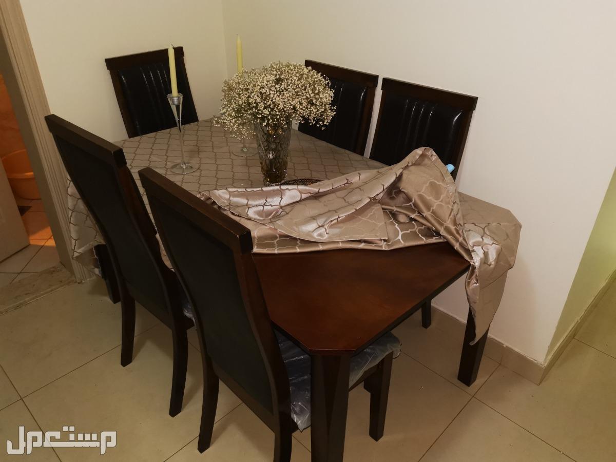طاولة طعام Dinning table