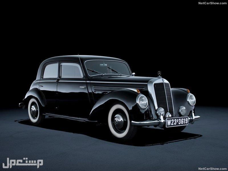 Mercedes-Benz 220 W187 (1951)