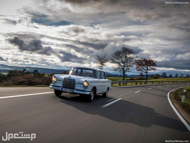 Mercedes-Benz 300 SE W112 (1961)
