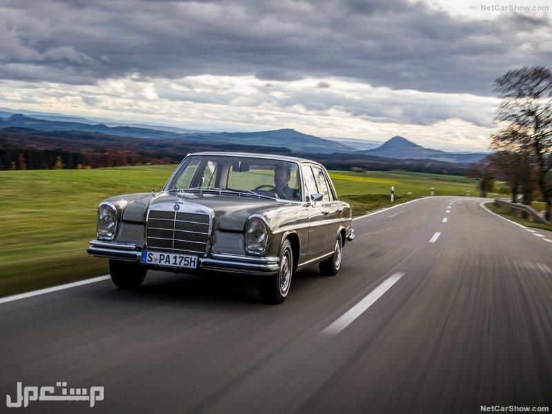Mercedes-Benz 250 SE W108 (1965)