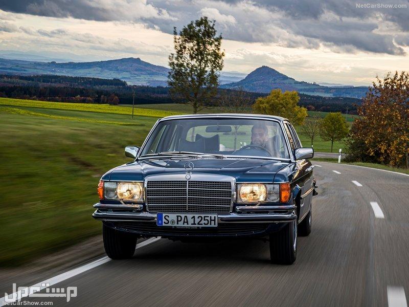 Mercedes-Benz 350 SE W116 (1972)