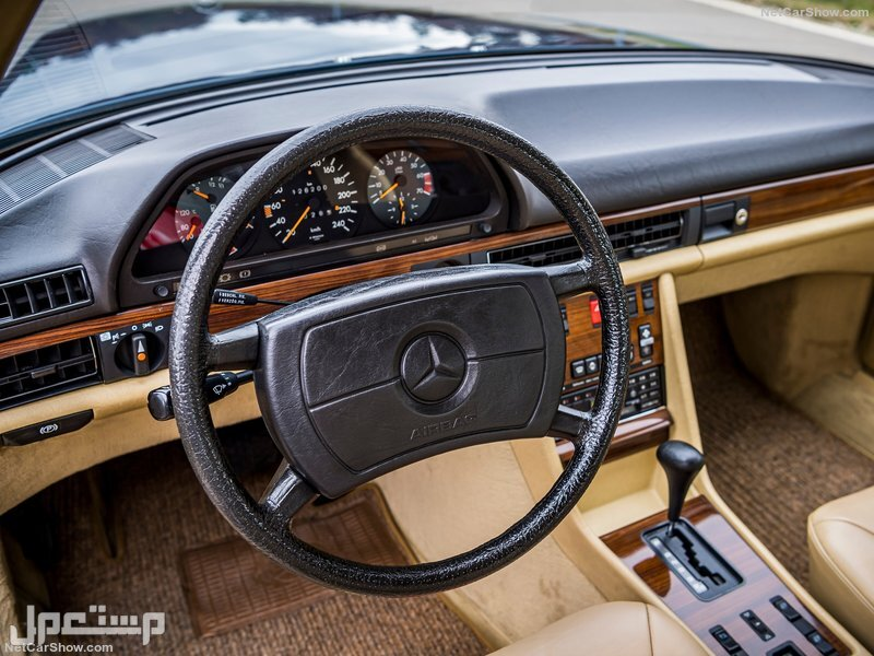 Mercedes-Benz 500 SEL W126 (1979)