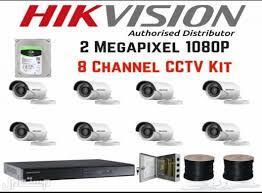 عرض علي 4 كاميرات مراقبة 2 ميجا للمحلات التجارية و المنازل