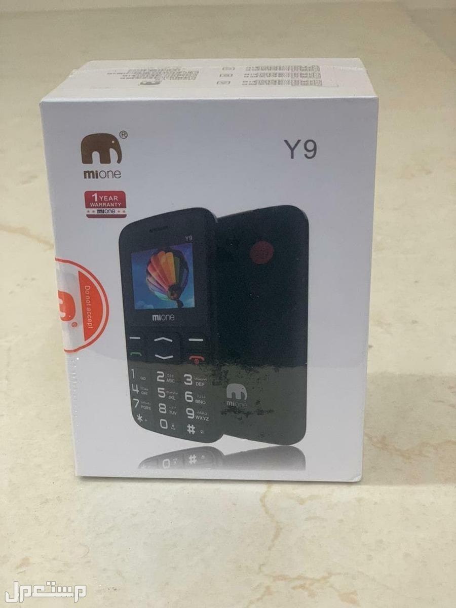 هاتف mione Y9 لكبار السن وضعاف النظر