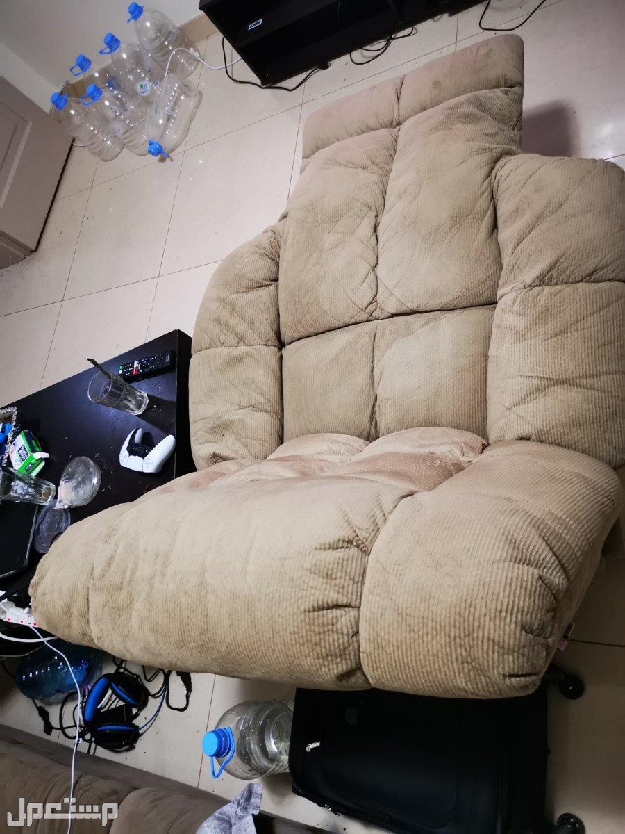 كرسي استرخاء يدوي Recliner seat manual