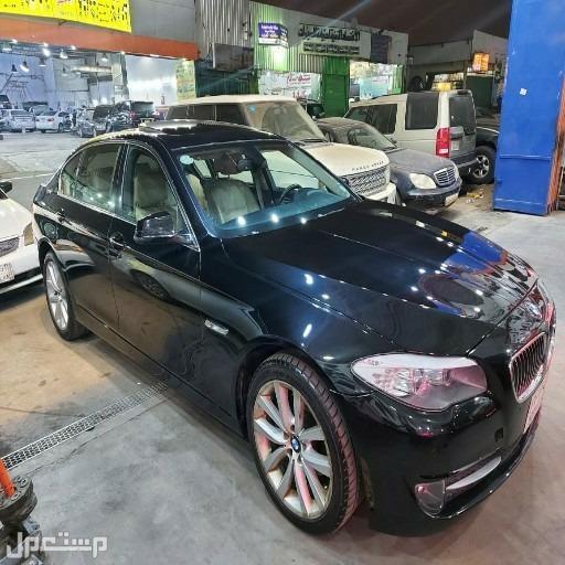 سيارة مميزة للبيع BMW 530 li موديل 2013