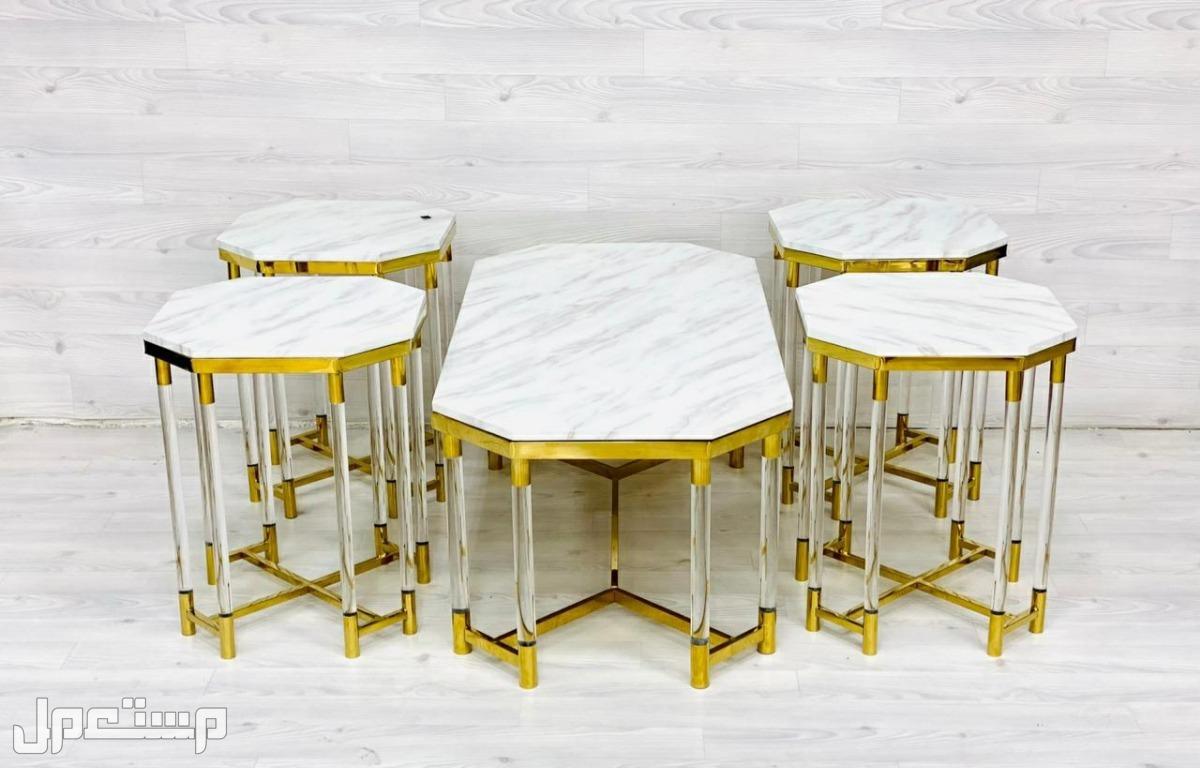 طاولات نص مميزة وفخمة