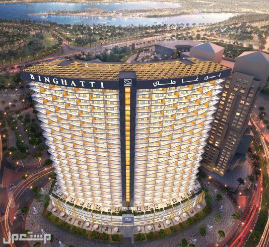 شقق للبيع في دبي بمنطقة الجداف وبالتقسيط المرن والمريح