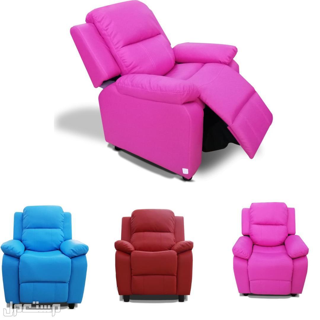 كرسي راحة للأطفال مع حافظات جانبيه