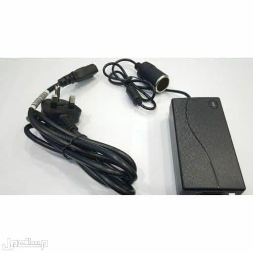 محول كهرباء للأجهزة الصغيرة من 110-220 فولت إلى 12 فولت