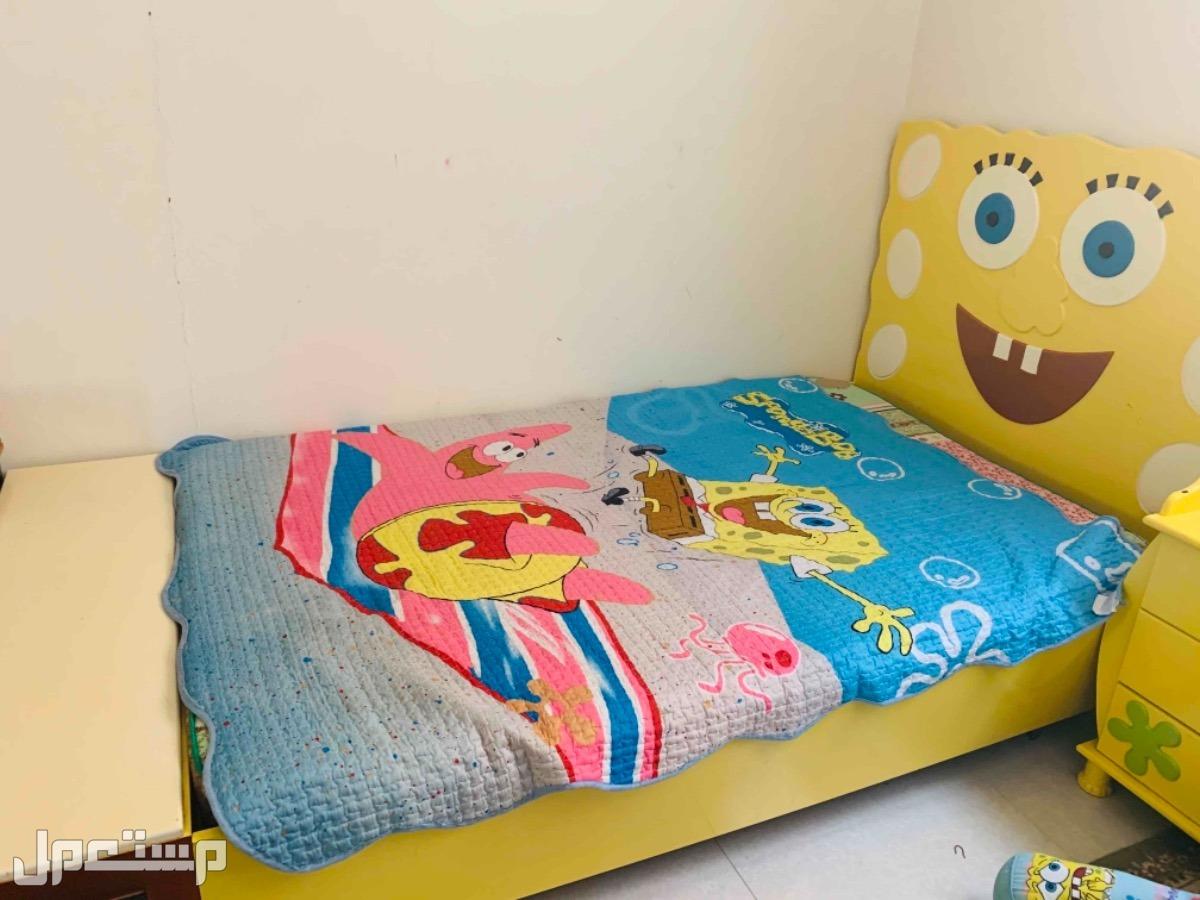 غرفه اطفال خشب وطني