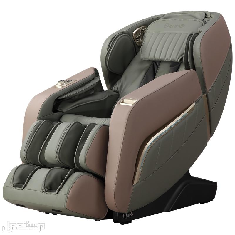 كرسي مساج 3Dبالتقنية اللمسه الانسانيه