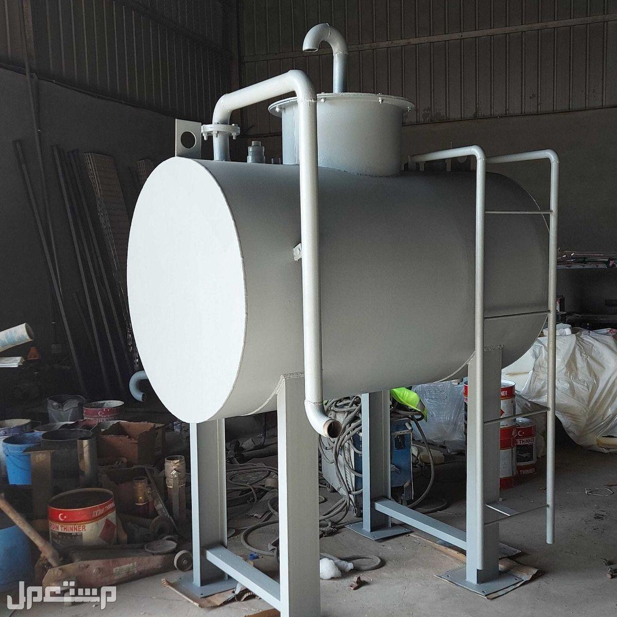 خزانات الديزل للمولدات الكهربائية
