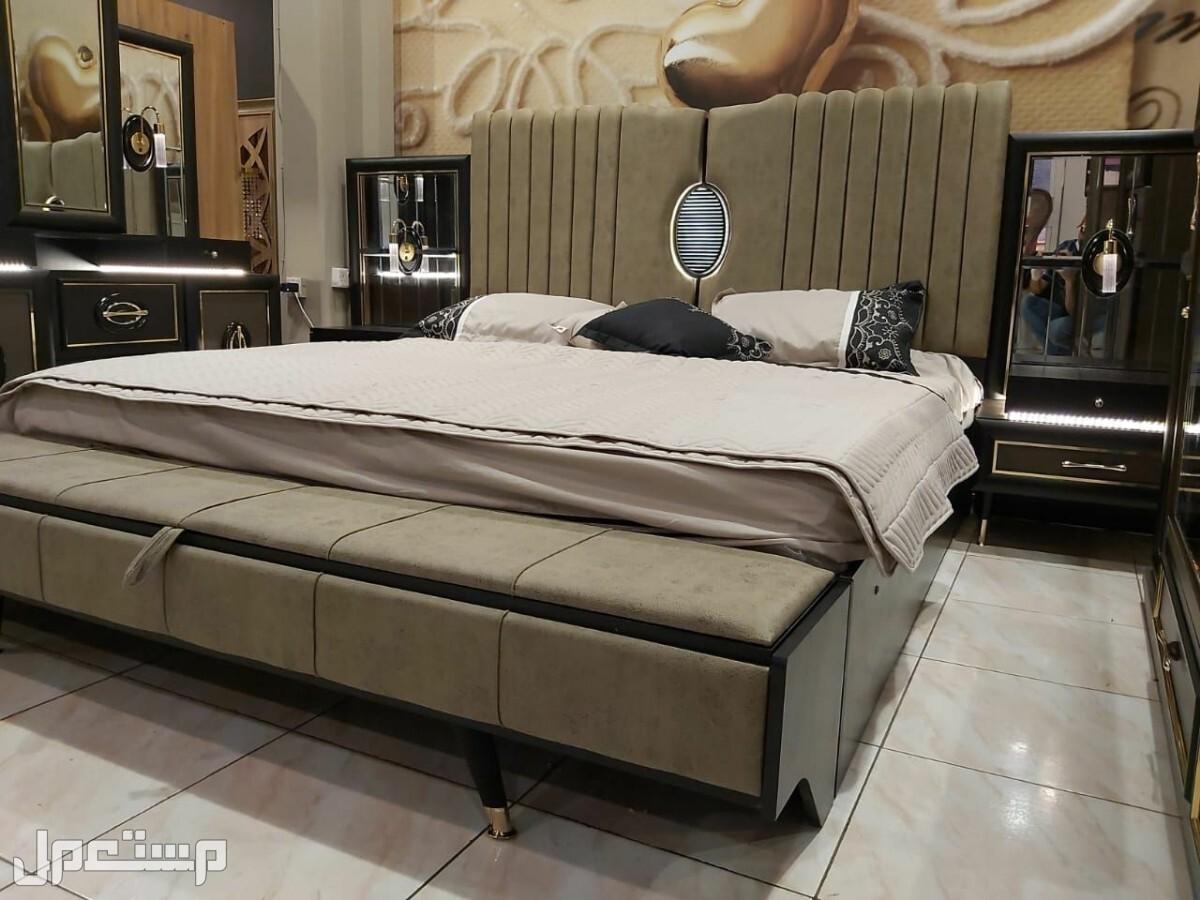 غرف نوم كلاسيك  تركية مميزة وفخمة