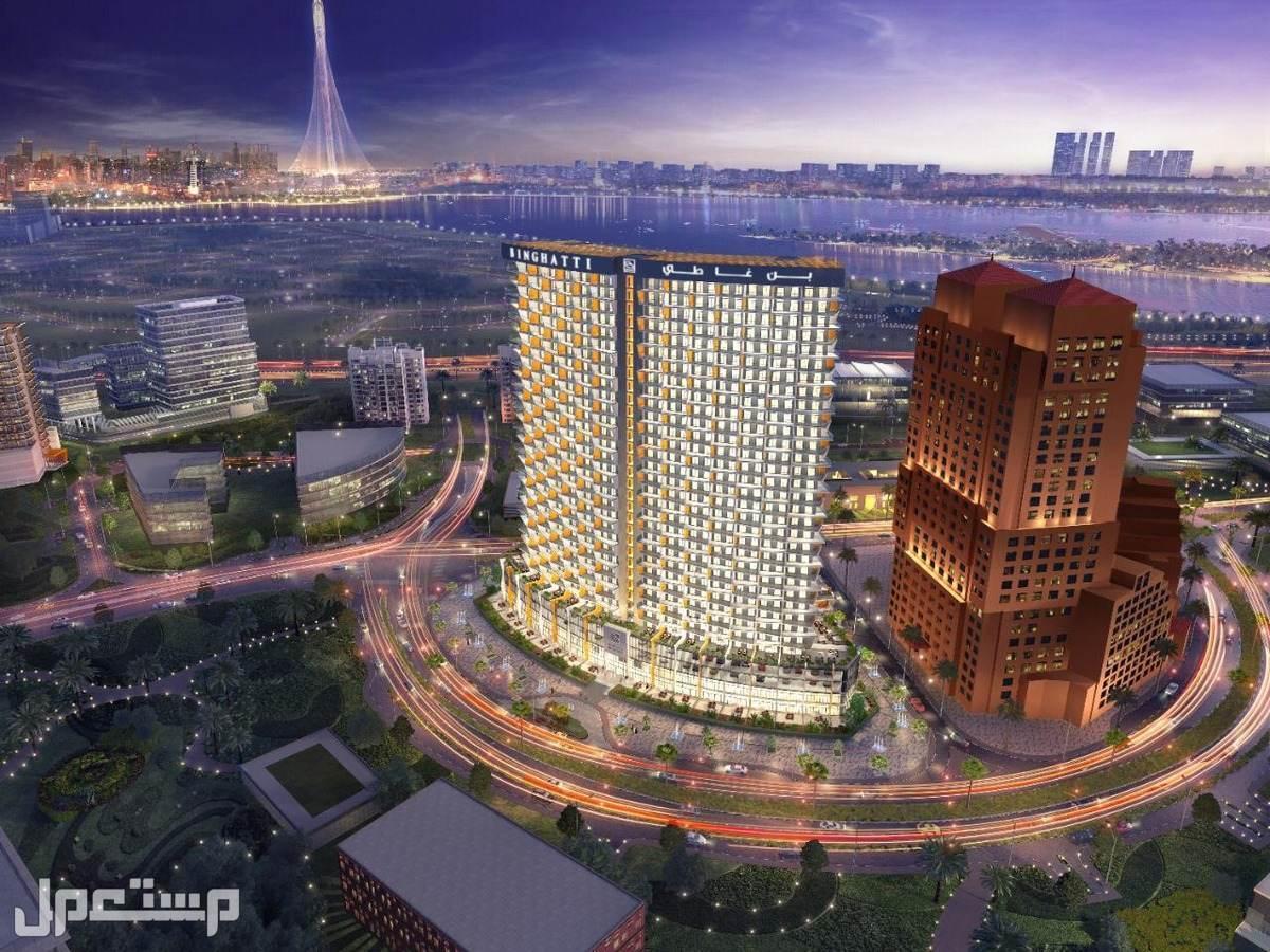 تملك شقتك في دبي بإطلاله على برج خليفه