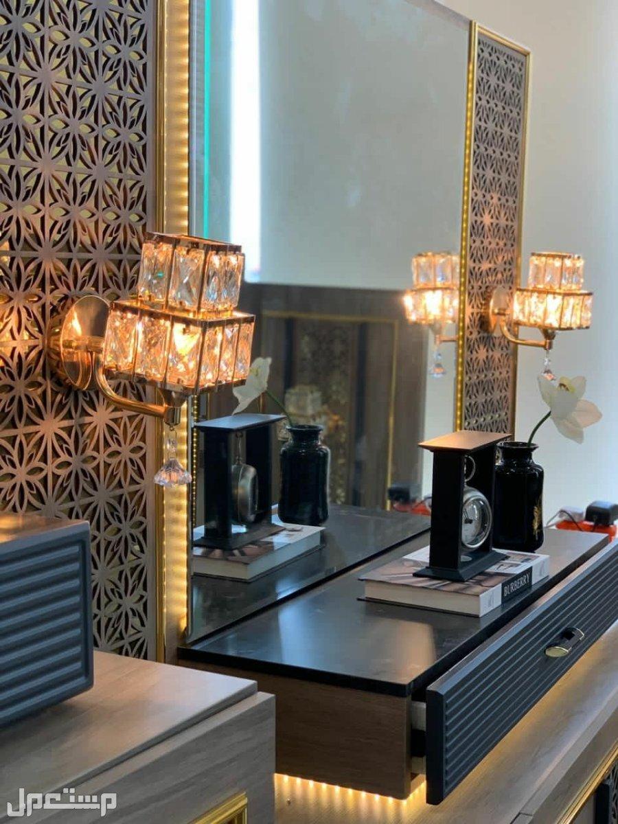 غرفه نوم موديل عصري ومميز جديده بالكرتون موديل2021 مع مرتبة هدية