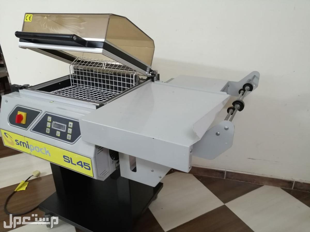 ماكينات تغليف حراري ((أيطالي)) نظيفة جدا