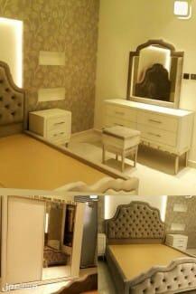 غرف نوم جديدة احدث التصميمات