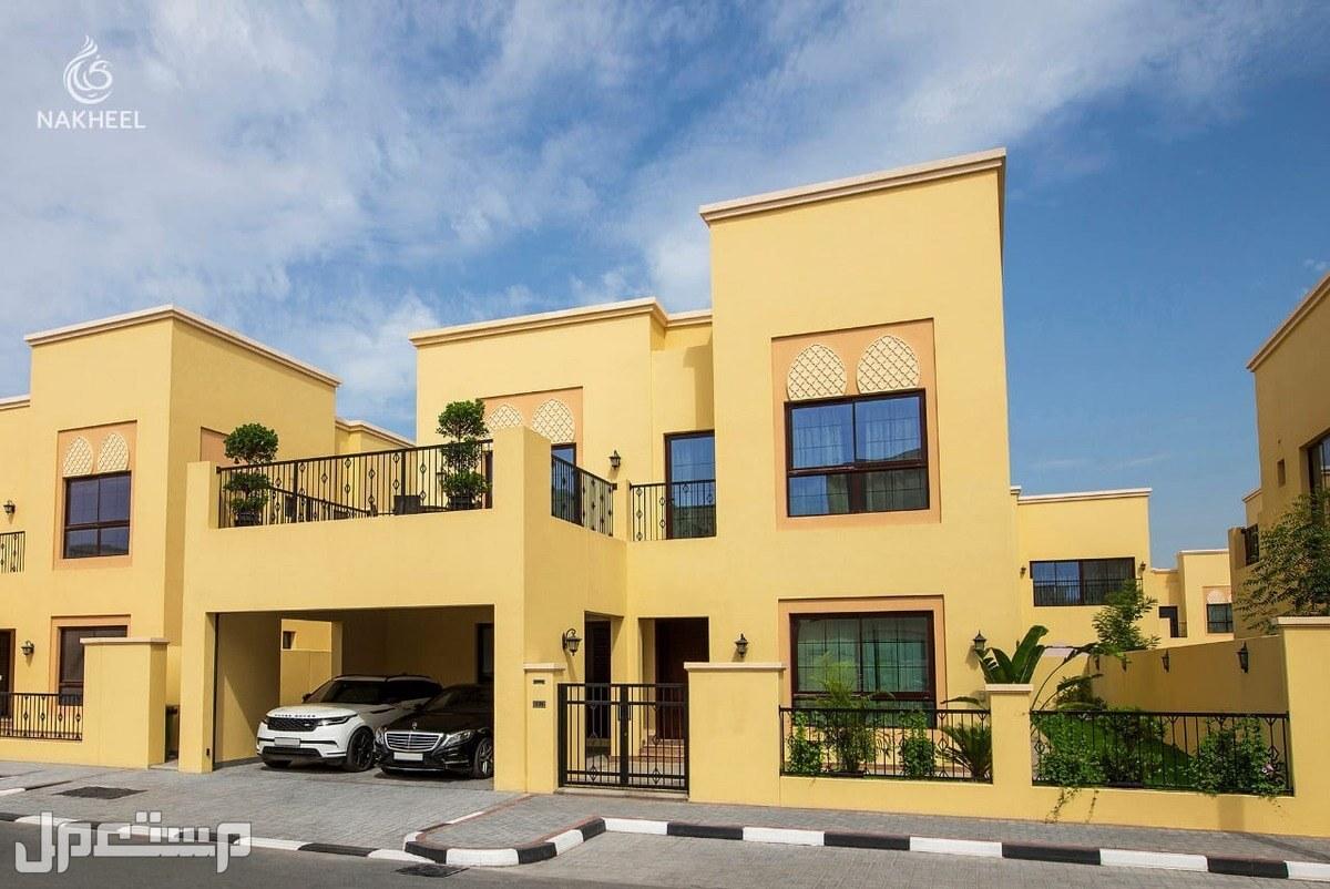 انتقل لفيلتك الآن بقلب دبي بدون دفعة أولى مع خطة سداد تصل الى 25 عام