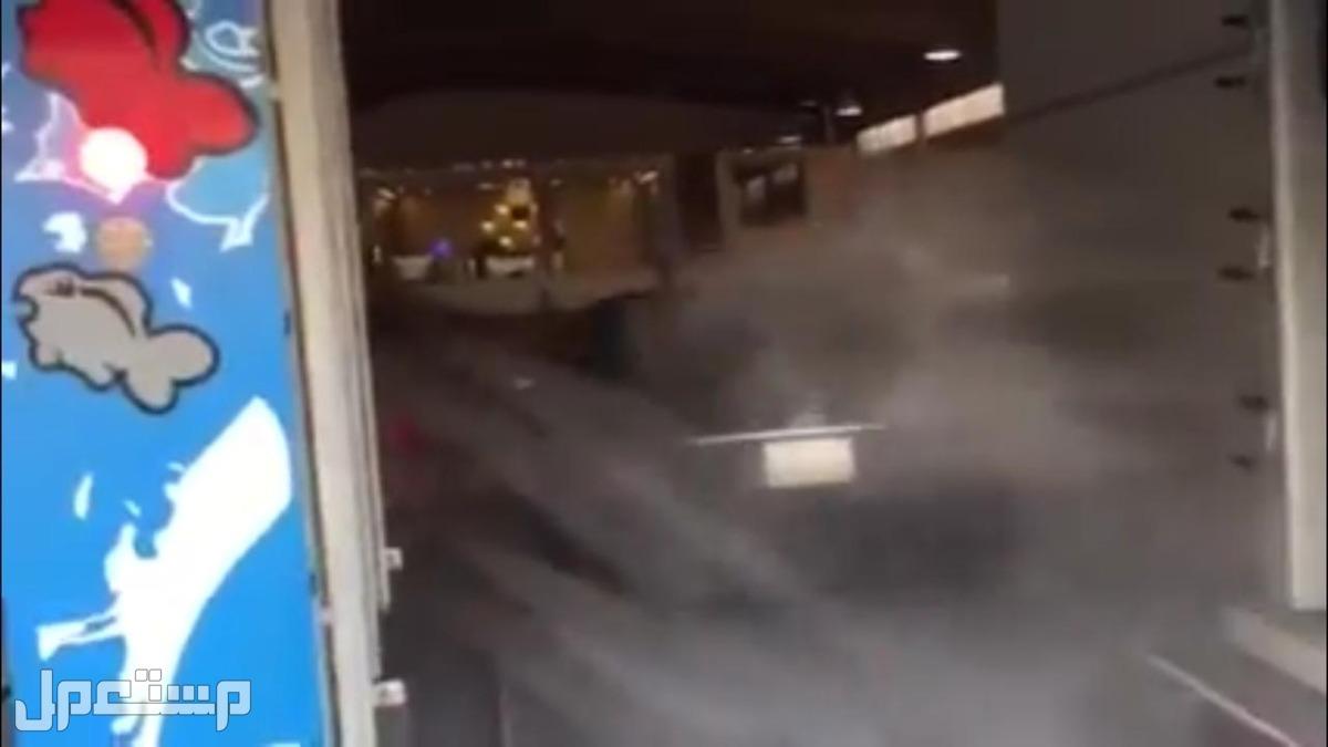 مكة المكرمة الشوقية .. مغسلة سيارات اوتوماتيكية