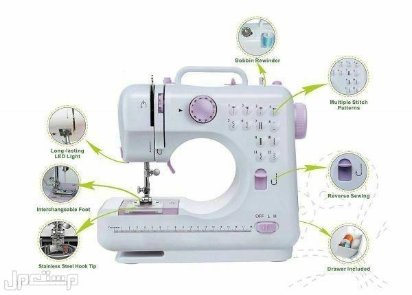 ماكينة الخياطة متعددة الوظائف