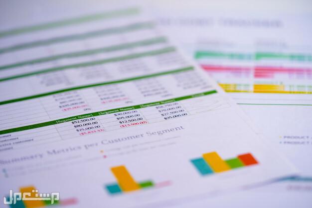 تصميم جدول متابعة المهام والمشاريع باستخدام اكسل Gantt Chart