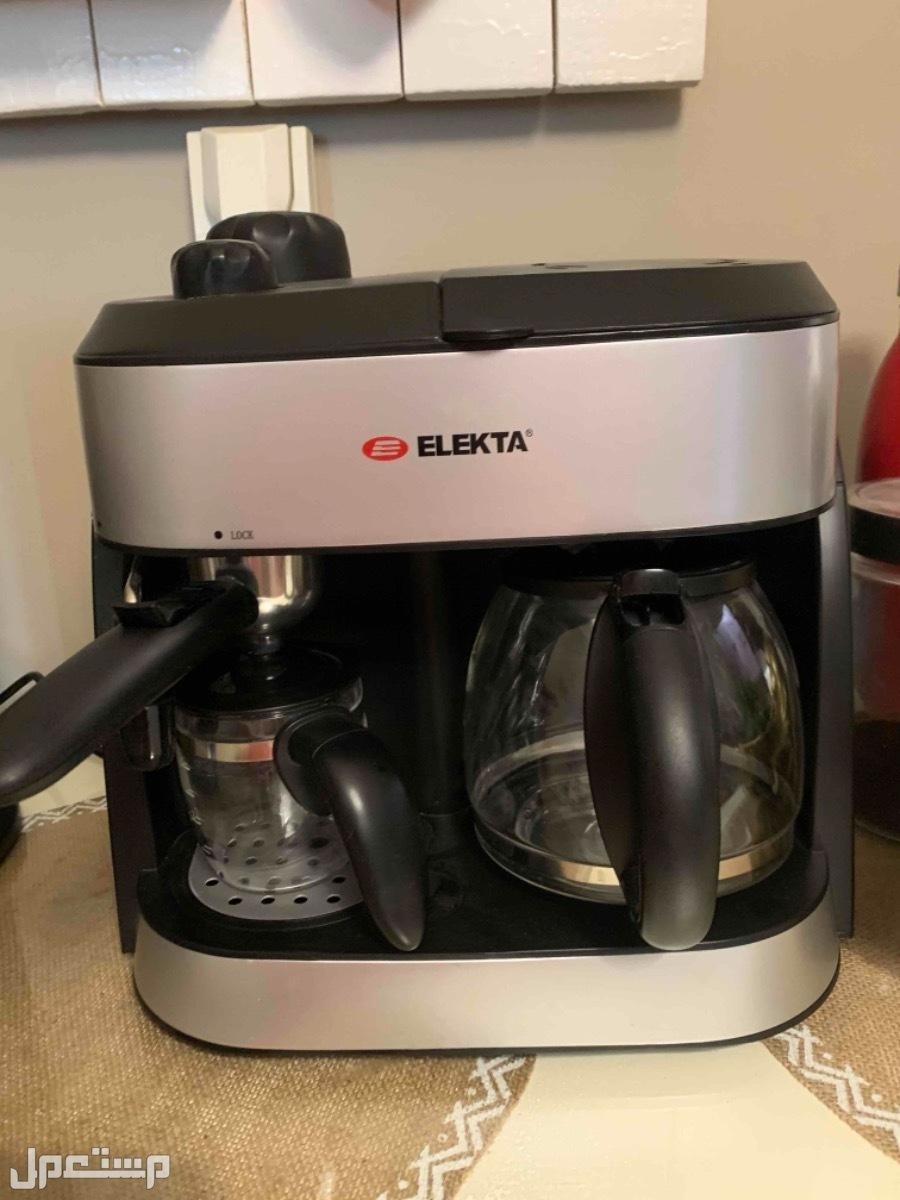 آلة قهوة