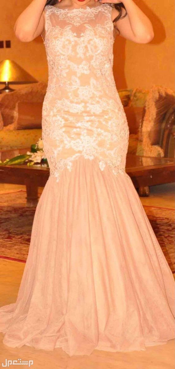فستان سهرة او زواج