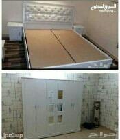 غرف نوم وطني جديد جاهز لتركيب من المصنع لزبوان